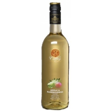 Celteg Apple and Elderflower Wine