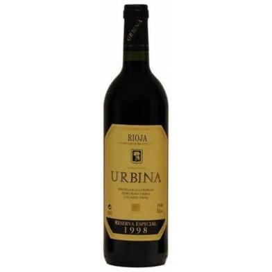 Urbina Rioja Reserva Especial (1998)