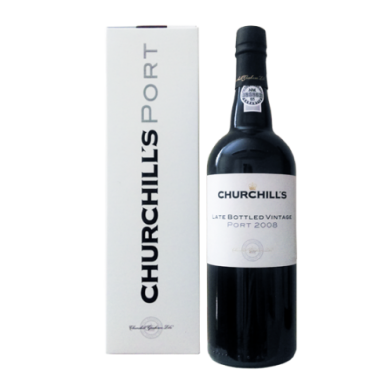 Churchill's Late Bottled Vintage (2008)