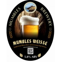 Mumbles Brewery Mumbles Weisse (500ml)