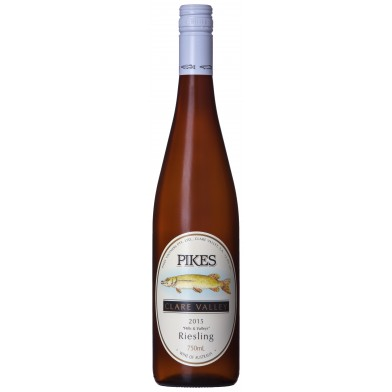 Pikes 'Hills and Valleys' Riesling (2015)