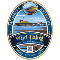 Mumbles Brewery Wild Thing (500ml)