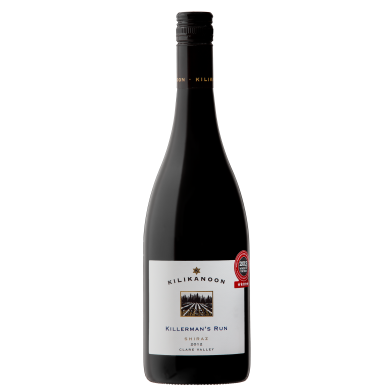 Kilikanoon Killerman's Run Shiraz (2015)