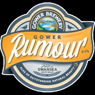 Gower Brewery Rumour (500ml)