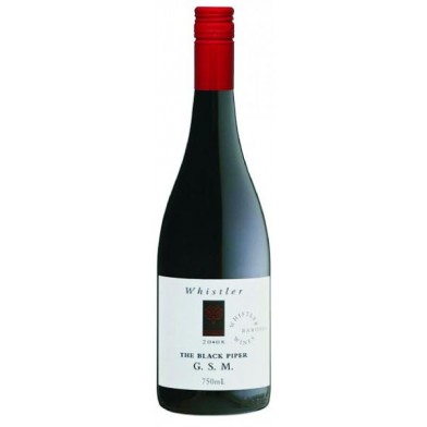 Whistler Wines The Black Piper GSM (2012)