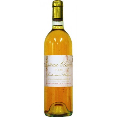 Chateau Climens 1er Cru (Half Bottle) (1983)