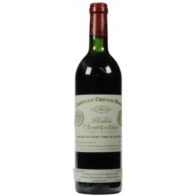 Château Cheval Blanc (1982) (only 2 available)