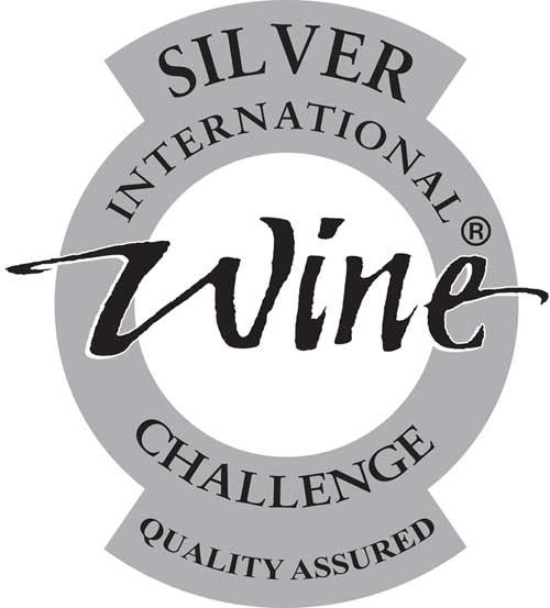 Silver Medal - International Wine Challenge