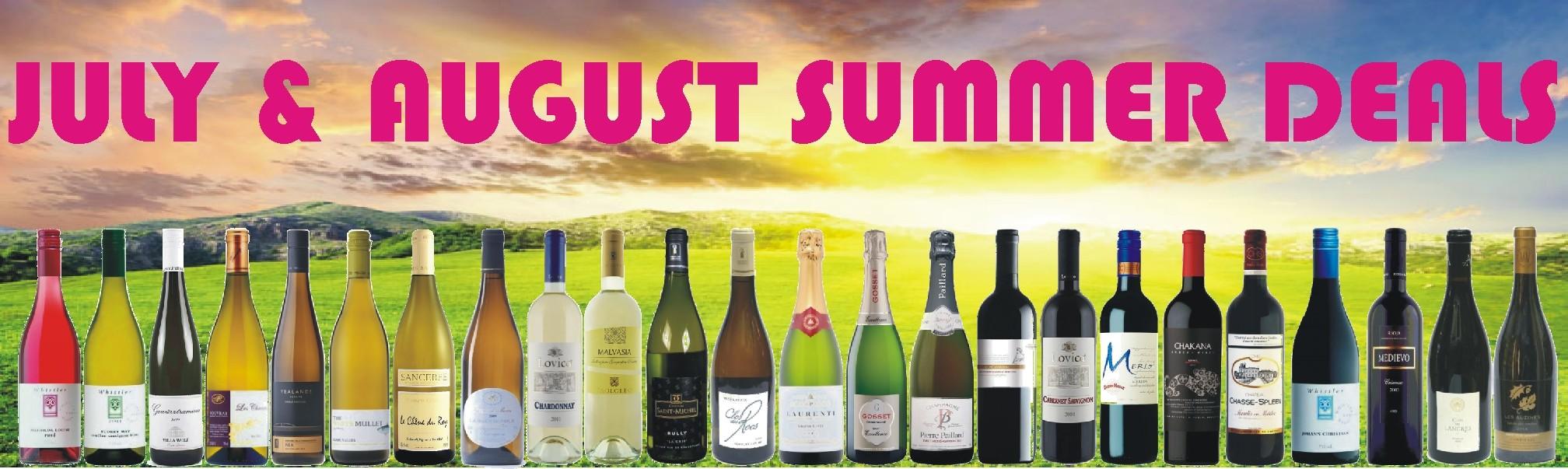 Amazing Summer Deals!