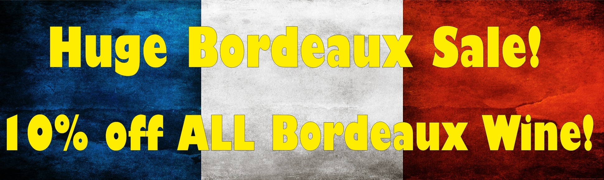 Bordeaux - 10% Off