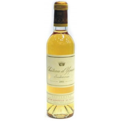 Chateau d'Yquem Half Bottle (2001)