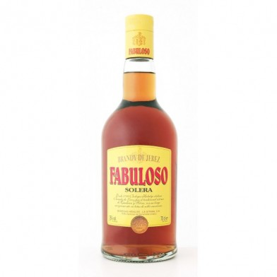 Fabuloso Solera Spanish Brandy