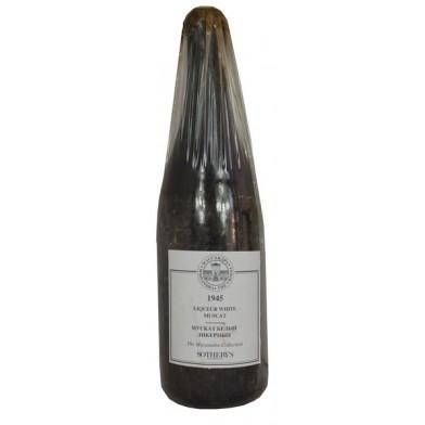 Massandra Liquor White Muscat (1945) (Only 1 bottle available)