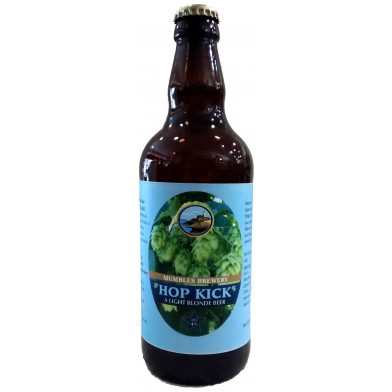 Mumbles Brewery Hop Kick (500ml)