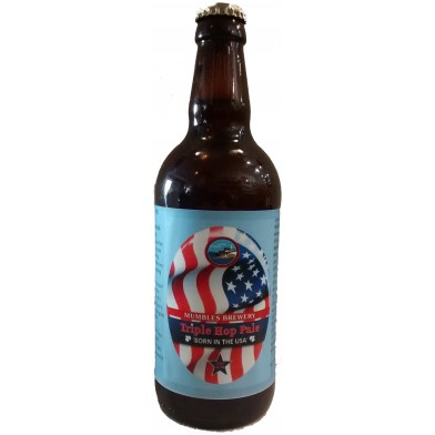 Mumbles Brewery Triple Hop Pale (500ml)