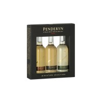 Penderyn 3 Whisky Miniatures Gift Set (3x 5cl)