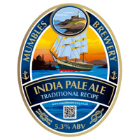 Mumbles Brewery IPA (500ml)