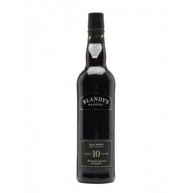 Blandy's Malmsey 10 Years Old Rich Madeira (50cl)