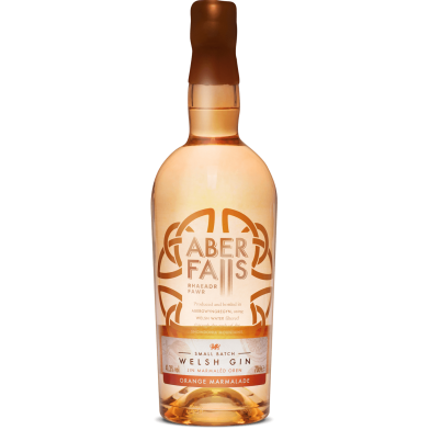 Aber Falls Orange Marmalade Gin (70cl)