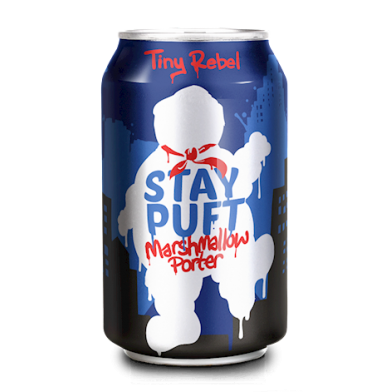 Tiny Rebel Stay Puft Marshmallow Porter (330ml)