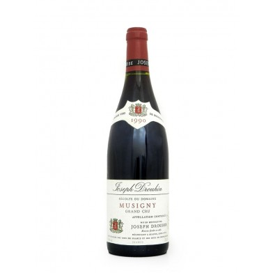 Joseph Drouhin Musigny Grand Cru (1989) (Only 2 available)