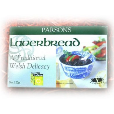 Parsons Laverbread