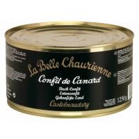 La Belle Chaurienne Confit De Canard (Duck Confit 1250g Four Portion Tin)