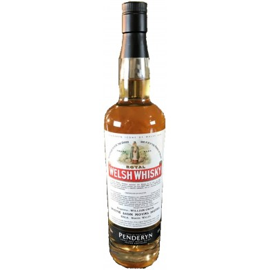 Penderyn Icons of Wales no.6 - Royal Welsh Whisky