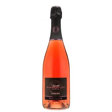 Alain Robert & Fils Touraine Sparkling Rosé