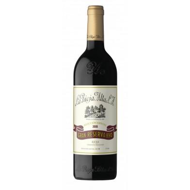 La Rioja Alta Gran Reserva 890 Seleccion Especial (2005)