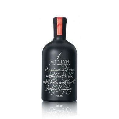 Penderyn Merlyn Whisky Cream Liqueur