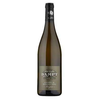 Maison Dampt Chablis Grand Cru Bougros (2015)