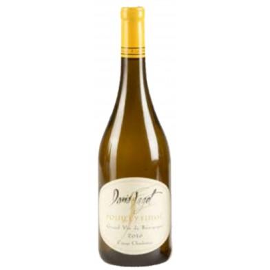 David Fagot Pouilly Fuisse Cépage Chardonnay (2017)