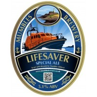 Mumbles Brewery Lifesaver (500ml)