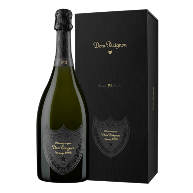 Dom Pérignon P2 Blanc (1998) (Only 1 in stock)