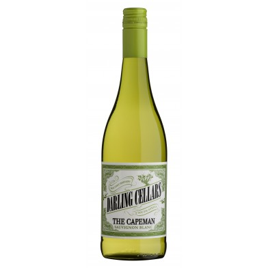 Darling Cellars The Capeman Sauvignon Blanc (2019)
