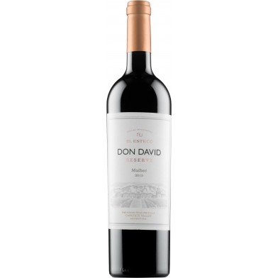 Don David Malbec Reserve (2018)