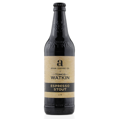 Tomos Watkin Espresso Stout (500ml)