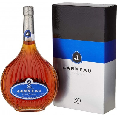 Janneau XO Grand Armagnac (70cl) (Only 2 available)