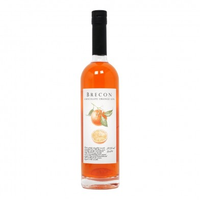 Brecon Chocolate Orange Gin (70cl)
