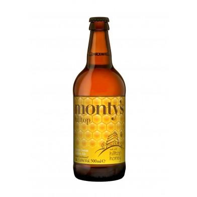 Monty's Brewery Hilltop (500ml)