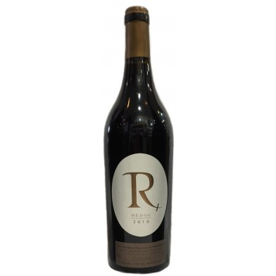 Rx 2010 wine from Chateau Rousseau de Sipian