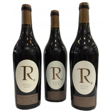 3 Bottle SPECIAL OFFER Rx wine from Chateau Rousseau de Sipian