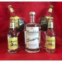 Mumbles Gin Survival Kit