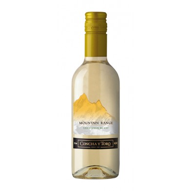 Mountain Range Sauvignon Blanc (2018) Mini Bottle (18.7cl)