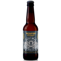 Drop Bear Beer Bonfire Stout (330ml) (Low Alcohol Ale)