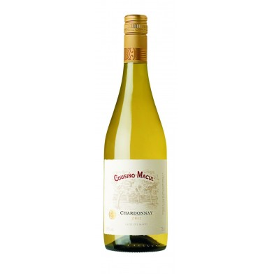 Cousiño Macul Chardonnay (2018) (Only 9 Available)