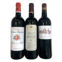 Trio of Mature Clarets from the Superlative 2005 Vintage