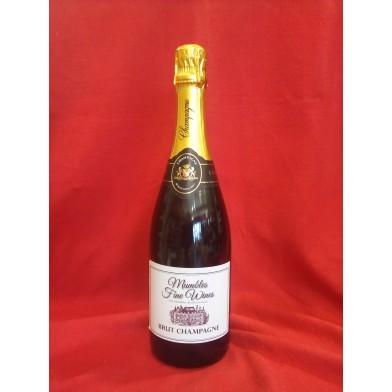 Mumbles Fine Wines Brut Champagne