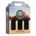 Gower Brewery 3 Bottle Gift Box EMPTY